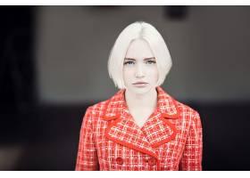 女人,模特,模特,妇女,女孩,白色,头发,蓝色,眼睛,壁纸,