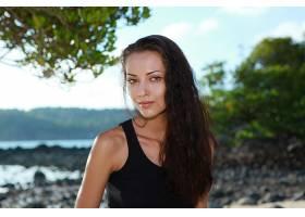 女人,安娜,Sbitnaya,模特,乌克兰,模特,妇女,棕色,头发,长的,头发