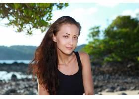 女人,安娜,Sbitnaya,模特,乌克兰,模特,棕色,头发,棕色,眼睛,微笑