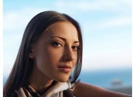 女人,安娜,Sbitnaya,模特,乌克兰,模特,脸,特写镜头,壁纸,