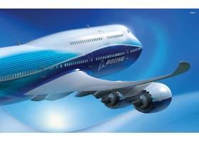 车辆,波音,747,飞机,波音,飞机,壁纸,