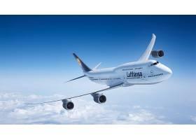 车辆,波音,747-8,飞机,波音,壁纸,(1)