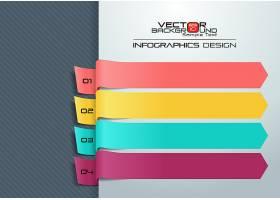 标签创意数据信息图表设计元素