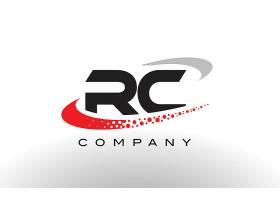 RC字母LOGO设计