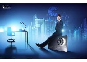电子商务创意海报模板设计