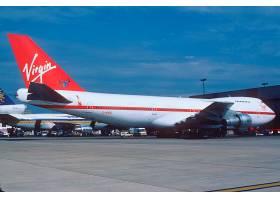 车辆,波音,747,飞机,波音,壁纸,(2)图片