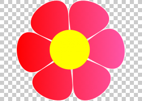 红花,嬉皮艺术的PNG剪贴画洋红色,免版税,网站,野花,圆,缩略图,可图片