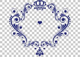 徽标婚礼,皇冠图案爱标志,蓝色皇冠和心PNG剪贴画爱,紫色,蓝色,免图片