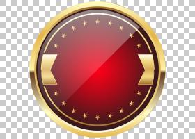 徽章,徽章PNG剪贴画黄金,封装的PostScript,位图,c,圆,corelDRAW,图片