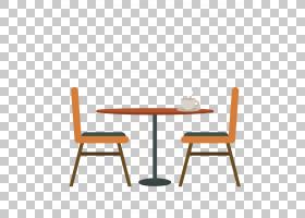 咖啡桌餐厅,咖啡桌PNG剪贴画角度,家具,室内设计,矩形,橙色,咖啡图片