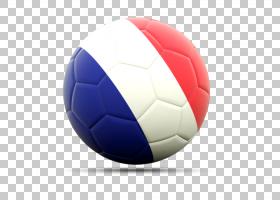 法国国旗橄榄球旗标橄榄球,法国旗子.ico,红色,蓝色和白色足球PNG