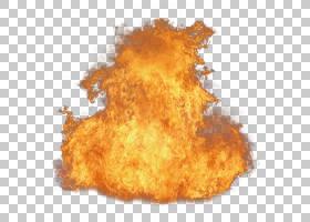 爆炸火蘑菇云动画,爆炸PNG剪贴画橙色,桌面壁纸,火焰,炸弹,核武器图片