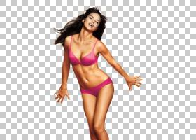 内衣时装模特比基尼内衣,模型PNG剪贴画名人,时尚,泳装,洋红色,手图片