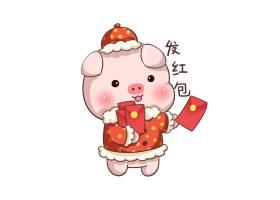 发红包的猪