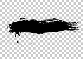 黑色和白色垃圾,其他PNG剪贴画杂项,文字,摄影,其他,单色,横幅,封