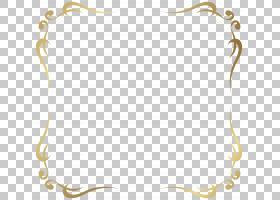 黄金,装饰框架边框PNG剪贴画矩形,剪贴画,边框,封装的PostScript,图片