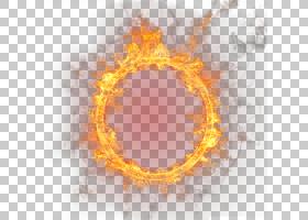 火焰,火,火环PNG剪贴画文本,橙色,电脑壁纸,火警,材料,燃烧,封装P图片