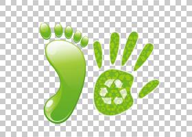 环保回收世界环境日,绿色环保主题材料PNG剪贴画其他,叶,文本,手,