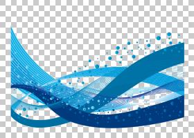 股票欧几里德,蓝色底纹材料,流PNG剪贴画蓝色,角度,下降,生日快乐