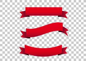 皇室 - 股票摄影,红丝带装饰PNG剪贴画png材料,色带,角度,文字,标图片