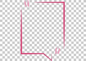 红线标题框,粉红色留言板PNG剪贴画角,矩形,纺织,心,美国国旗,洋