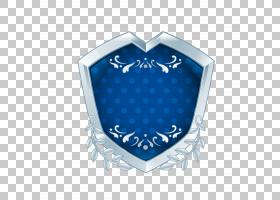 奖章RGB颜色模型徽标蓝色,蓝色盾徽标PNG剪贴画蓝色,标志,心,徽标