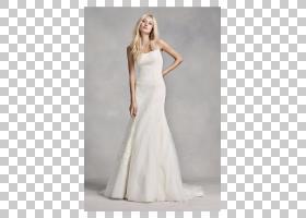 婚纱礼服大卫的新娘设计师意大利面表带,连衣裙PNG剪贴画957858图片