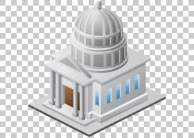建筑建筑圆顶,政府,白色圆顶建筑图形艺术PNG剪贴画建筑,桌面壁纸图片