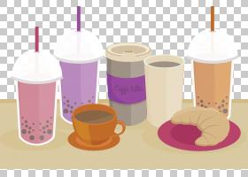 冰茶咖啡绿茶咖啡馆,特色奶茶PNG剪贴画咖啡厅,茶,茶矢量,泡茶,绿图片