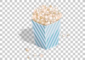 电影视频白板动画,爆米花PNG剪贴画3d,生日快乐矢量图像,可乐爆米