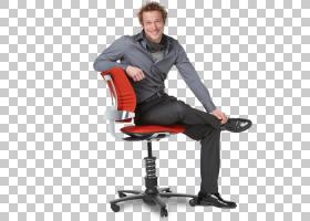 办公室和桌椅坐,坐着男人PNG剪贴画角度,家具,人,酒吧凳,业务,坐
