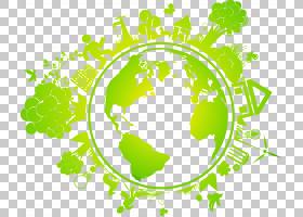地球地球股票,绿色地球PNG剪贴画边框,CDR,叶,地球,文本,城市,标