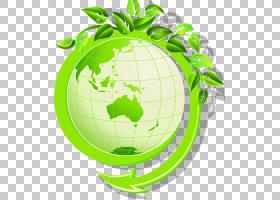 地球环保绿色环保,绿色地球PNG剪贴画画,叶,地球,手,环境,草,绿色