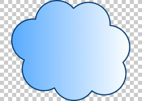 云计算Microsoft Visio计算机网络,Visio Internet Cloud PNG剪贴