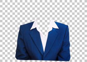 西装,护照,蓝色西装外套PNG剪贴画模板,t恤,蓝色,领带,正式穿,电图片