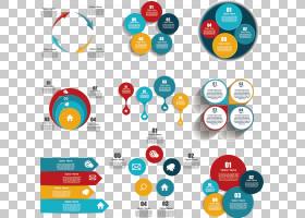 信息图表图表欧几里得,圆图PNG剪贴画文本,圈子框架,生日快乐矢量图片