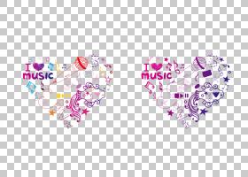 图形设计符号,拼贴创意元素颜色的爱PNG剪贴画爱,紫色,颜色飞溅,