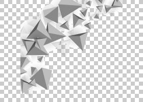 三角形多边形网格,三角形背景,灰色金字塔PNG剪贴画角度,对称性,