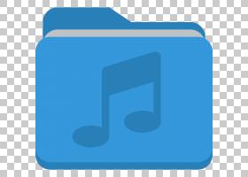 蓝角文字品牌,文件夹音乐PNG剪贴画蓝色,角度,文本,矩形,徽标,电