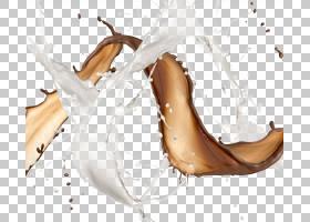 奶昔巧克力牛奶调味牛奶股票摄影,牛奶巧克力PNG剪贴画飞溅,巧克图片