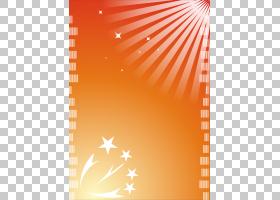 平面设计模板海报,面板广告牌模板PNG剪贴画橙色,计算机壁纸,面板