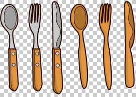 木勺刀叉,刀和叉PNG剪贴画生日快乐矢量图像,交叉,叉子和刀,叉,长图片