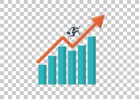 模板信息图表营销产品生命周期管理数据图表和箭头PNG剪贴画蓝色,
