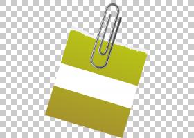 纸绿色便利贴,弯曲的针绿色纸笔记PNG剪贴画角度,矩形,生日快乐矢
