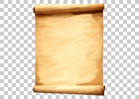 纸羊皮纸框架,文具PNG剪贴画杂项,矩形,海报,别针,其他,木材,桌面