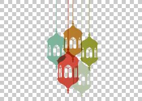 斋月伊斯兰教开斋节,Fitr清真寺,斋月,吊灯PNG剪贴画灯具,灯笼,假