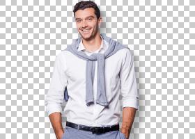 智能休闲男衬衫服装,贵宾卡底纹PNG剪贴画T恤,蓝色,时尚,适配器,