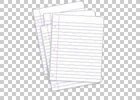 统治纸笔记本,内衬纸PNG剪贴画角度,文本,矩形,材料,结构,文具,戒