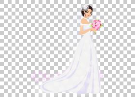新娘婚礼礼服欧几里德,美丽的新娘PNG剪贴画紫色,人,美丽矢量,婚图片