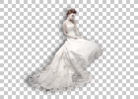 新娘当代西方婚纱,白色婚礼新娘PNG剪贴画白色,结婚周年纪念,婚礼图片